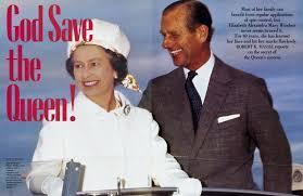 God Save the Queen!   Vanity Fair   October 1992