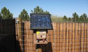 Best Solar Fence Chargers Top 5 For 2020 Outdoor Chief