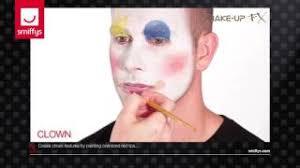 blue clown wig video