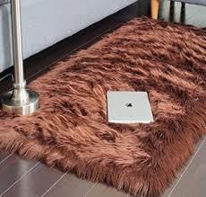 com jtl floorings brown fur rug
