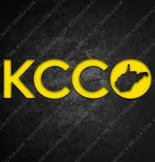 West Virginia Kcco Sticker Stickers Stuff To Buy Stickers Online