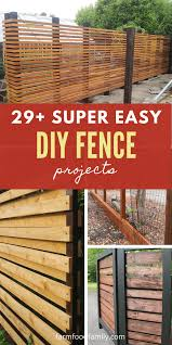65 Cheap And Easy Diy Fence Ideas For Your Backyard Or Privacy In 2020 Diy Fence Diy Backyard Fence Survival Gardening
