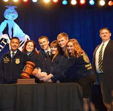 Pamplin Media Group - Molitor elected to state FFA office