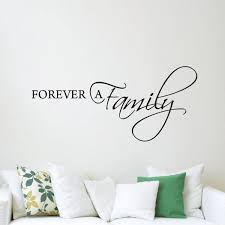 forever a family quotes wall decals com