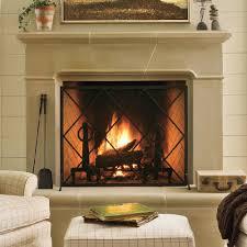 conrad cast stone fireplace mantels