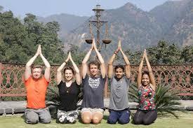 yoga retreat in rishikesh best 7 days