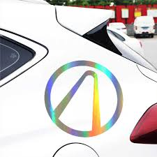 Car Sticker Vinyl 15 15cm Borderlands Vault Car Body Stickers And Decals On Car Window Wall Decal Car Styling Car Stickers Aliexpress