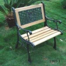cast iron bench global outdoor