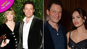 Dominic West's marriage to aristocrat Catherine FitzGerald as he insists  they're together - Mirror Online