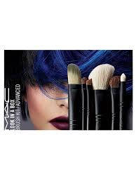 jual mac look in a box advanced brush