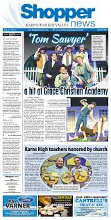 Karns/Hardin Valley Shopper-News 051017 by Shopper-News - issuu