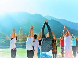 yoga teacher in rishikesh