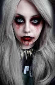 25 scariest makeup ideas face off