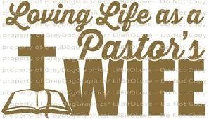 Loving Life As A Pastors Wife Vinyl Decal Preacher Sticker Vehicle Pastors Appreciation Pastors Wife Pastors Wife Appreciation