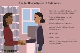 retirement letter template exles