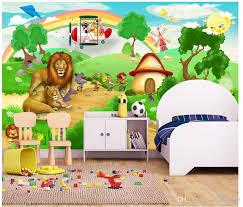 3d Photo Wallpaper Custom 3d Wall Murals Wallpaper Animal Story Animal Park Cartoon Childrens Room Kids Room Mural Background Wall Wallpaper Hd Desktop Widescreen Wallpaper Hd For Desktop Widescreen From A378286736 8 96