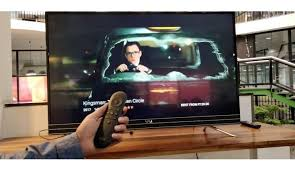 vu 49 inch android 4k uhd tv first