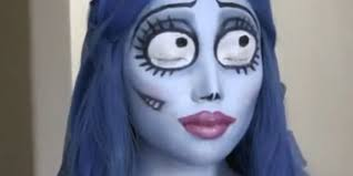 corpse bride emily makeup saubhaya makeup