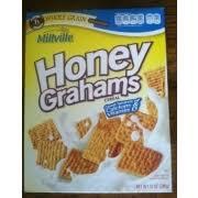 millville honey grahams cereal