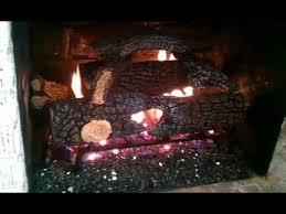 18 log set withoptional glass fire