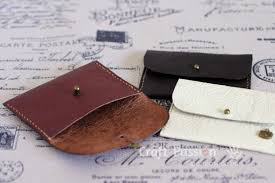 leather coin purse free tutorial