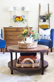 cozy living room ideas for fall on