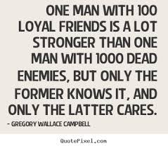 quotes about friendship loyalty quotes
