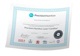 precision nutrition ops
