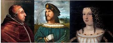 Image result for Giáo Hoàng Roma Alexande VI