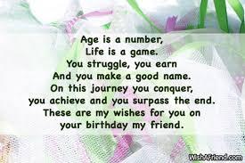 friends birthday sayings