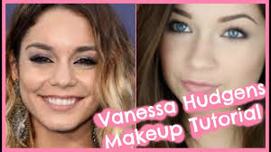 vanessa hudgens makeup tutorial tori