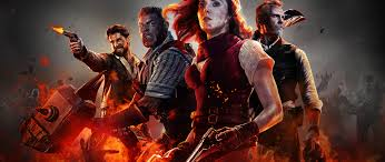 duty black ops 4 zombies video game