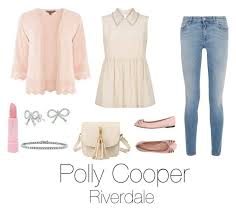 Polly Cooper Riverdale | Polly cooper, Riverdale halloween costumes,  Riverdale
