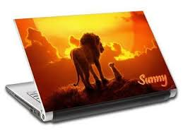 The Lion King Disney Personalized Laptop Skin Cover Decal Sticker Movie L903 Ebay