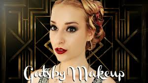 1920 s gatsby makeup and hair you