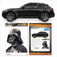 Amazon Com Star Wars Darth Vader Passenger Series Perforated Pvc Window Decal Toys Games