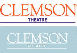 Clemson Theatre Car Decal