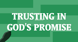 Trusting in God's Promise