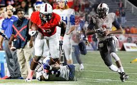 Wes Saxton - Football - University of South Alabama Athletics