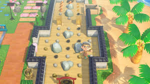How To Move All Your Rocks In Animal Crossing New Horizons Polygon