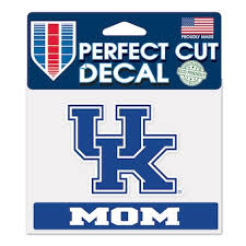 University Of Kentucky Car Decals Decal Sets Kentucky Wildcats Car Decal Www Ukteamshop Com