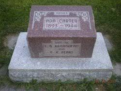 Ada Carter Broadhead (1893-1944) - Find A Grave Memorial