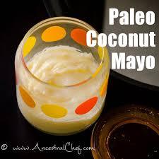 paleo mayo recipe