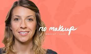 no makeup makeup tutorial with natural