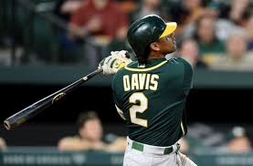 """Moneyball"""" Oakland Athletics open wallet for Khris Davis"""