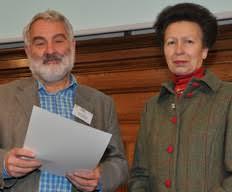 Volunteer Peter receives award | News | News & Events | RYA - Royal  Yachting Association