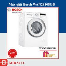 Máy giặt Bosch WAN28108GB - Phụ kiện bếp MIDACO