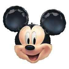 Mickey Mouse Forever SuperShape Foil Balloons 25