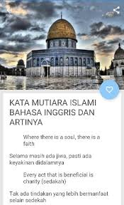 kata bijak islami yang menyentuh hati for android apk
