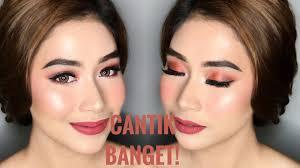 enement makeup real bride bahasa
